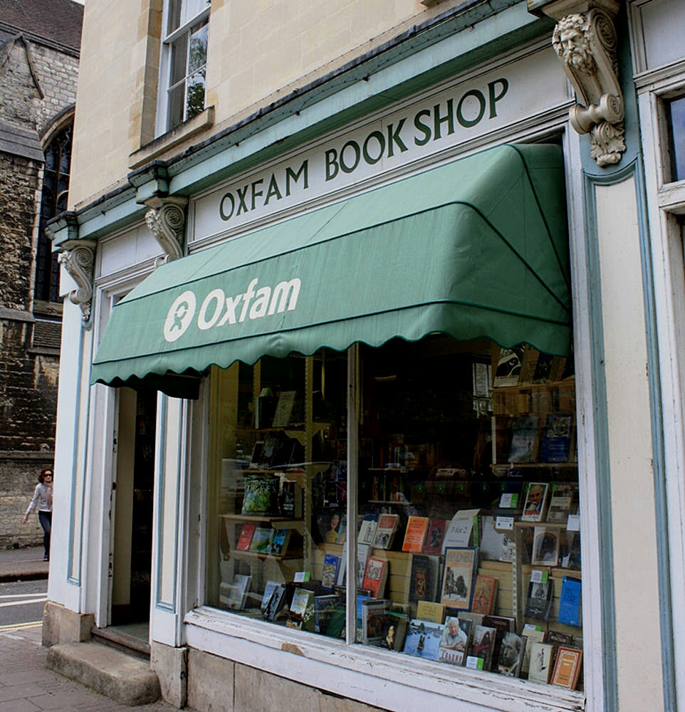 A Book Lover's Guide to Oxford