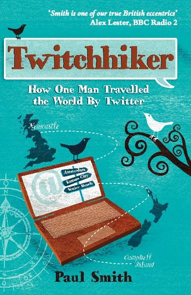 Twitchhiker by Paul Smith