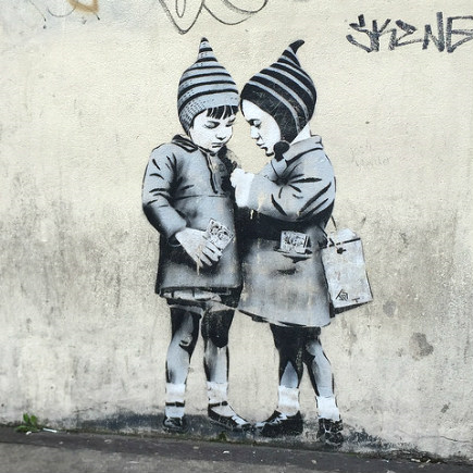 street art in Bristol