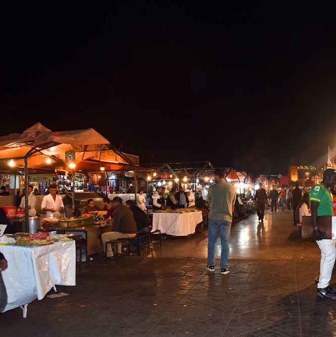 An Evening With Marrakech Food Tours