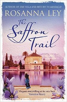Saffron Trail by Rosanna Ley