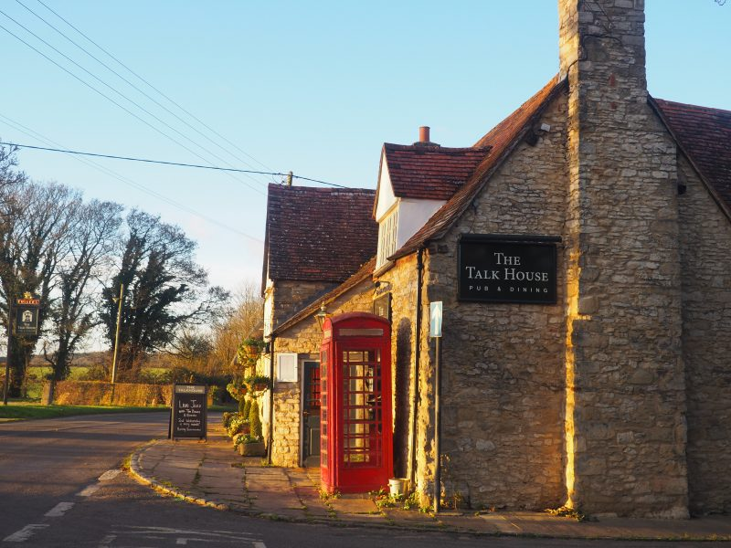 The Talkhouse, Stanton St. John, Oxfordshire